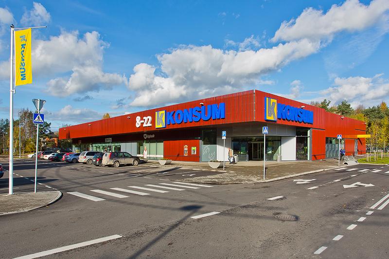 Raudalu Konsum, Viljandi mnt 41A